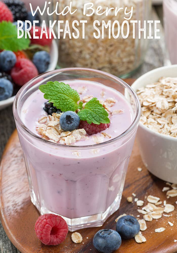 Wild-Berry-Breakfast-Smoothie-Recipe